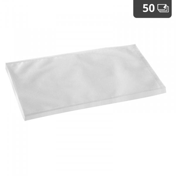 Sacchetti sottovuoto per alimenti - 40 x 28 cm - 50 pezzi