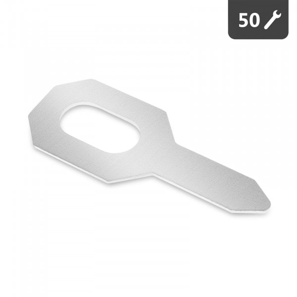 Anelli per spotter - 50 pezzi