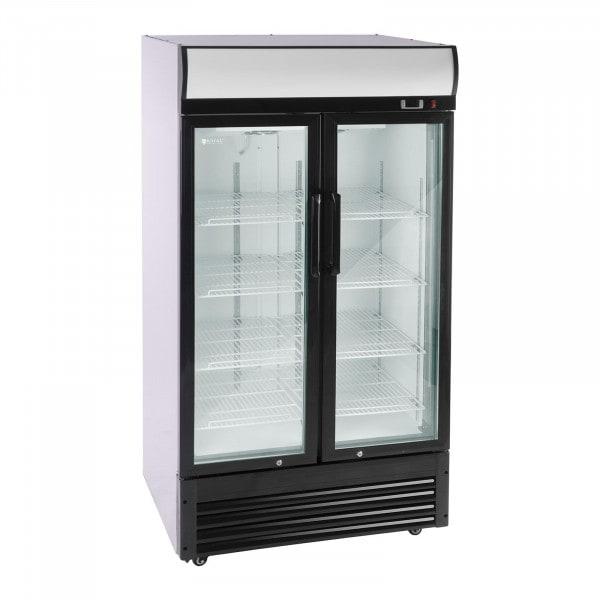 Seconda Mano Vetrina frigo per bibite - 630 L