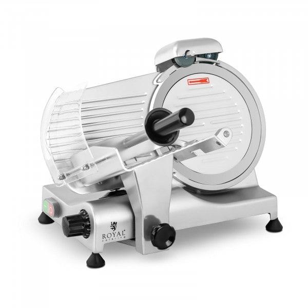 Affettatrice professionale elettrica - 250 mm - 320 W - Fino a 12 mm