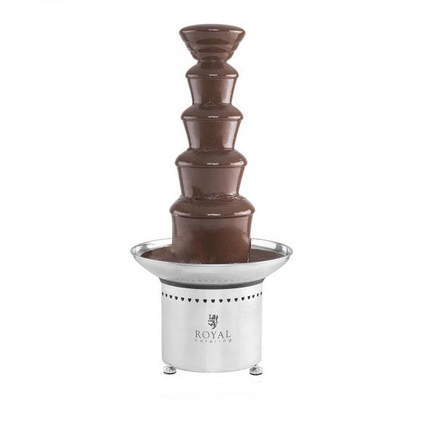 Fontana di cioccolato professionale - 5 piani - 6 kg