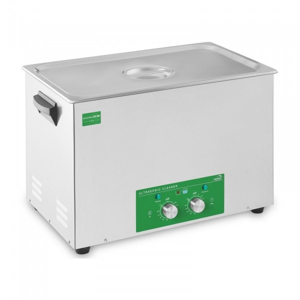 Lavatrice a ultrasuoni - 28 Liter - 480 W - Basic Eco