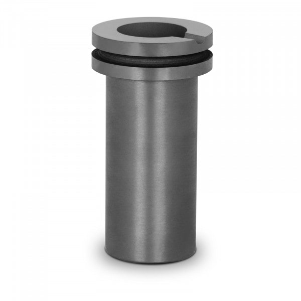Crogiolo pura grafite - 1 kg