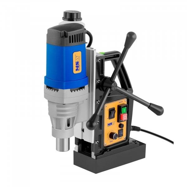 Carotatrice magnetica - 1.680 Watt - 370 giri/min - Attacco Weldon 19 mm