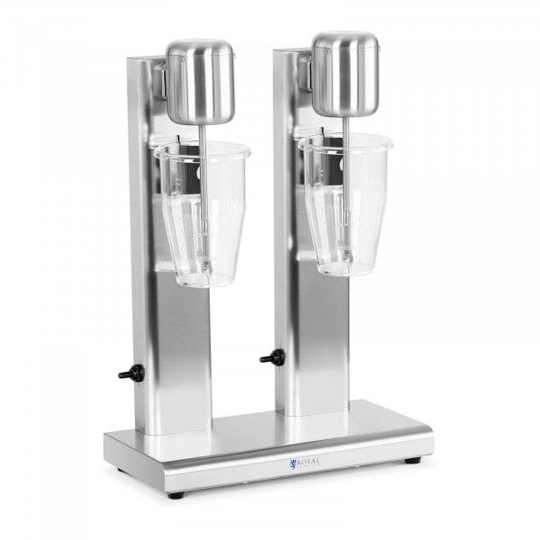 Frullatore per frappè e milk shake - Doppio - 2 x 1 L - 15.000 giri/min