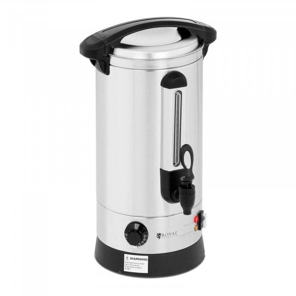 Bollitore elettrico professionale 8,7 litri - 1.500 W - Parete doppia