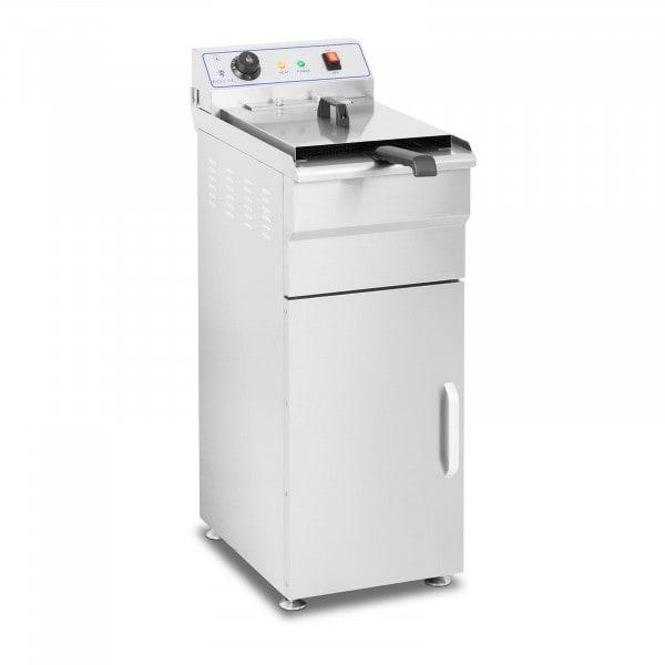 Friggitrice elettrica - 16 litri - con armadietto