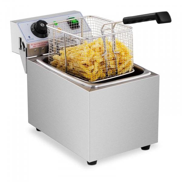 Friggitrice elettrica - 8 litri - 230 V