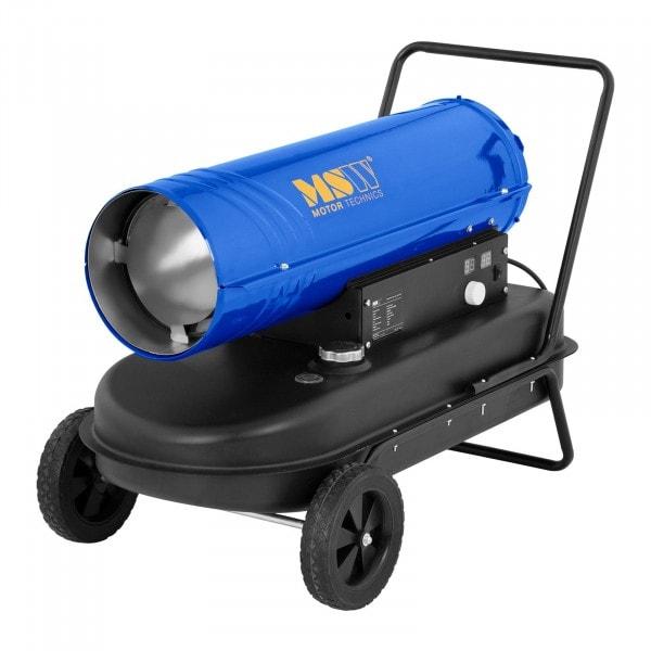 Generatore di aria calda a gasolio con carrello - 20 kW - 19 L
