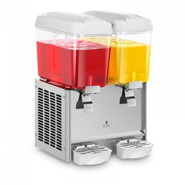Dispenser bevande fredde - 2 x 18 litri