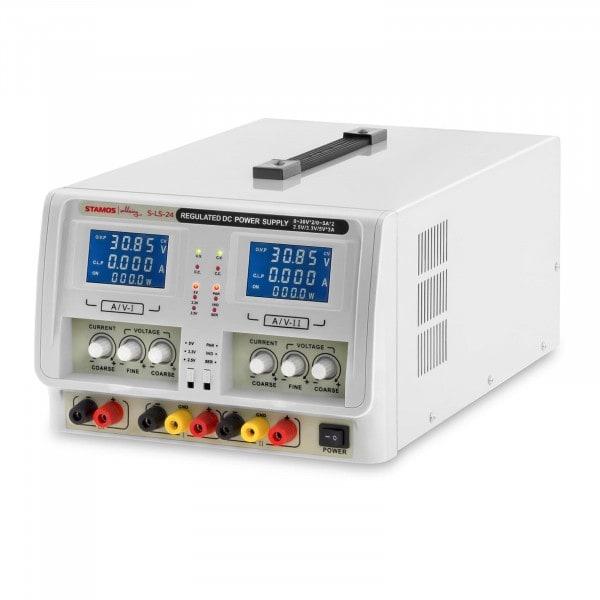 Alimentatore da laboratorio - 315 Watt