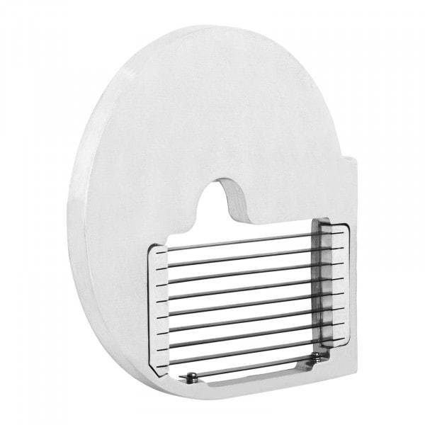 Disco patatine fritte 8 mm - per RCGS 550