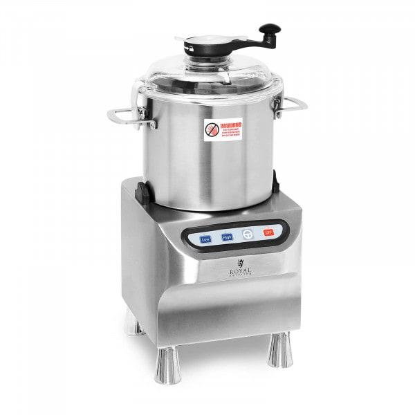 Tritatutto - 1500/2800 giri/min - Royal Catering - 8 l