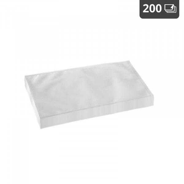 Sacchetti sottovuoto per alimenti - 30 x 20 cm - 200 pezzi