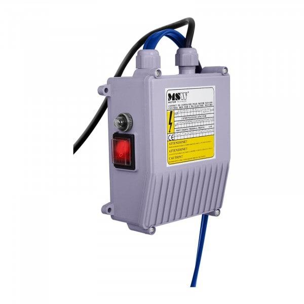 B-WARE Pompa sommersa per pozzo - 10.800 L/h - 1.100 W - Acciaio inox