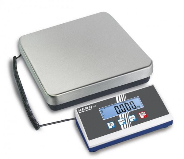 KERN Bilancia a piattaforma in acciaio inossidabile EOB - 60kg / 20g