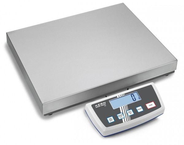 KERN Bilancia a piattaforma in acciaio inossidabile DE-D - 60kg