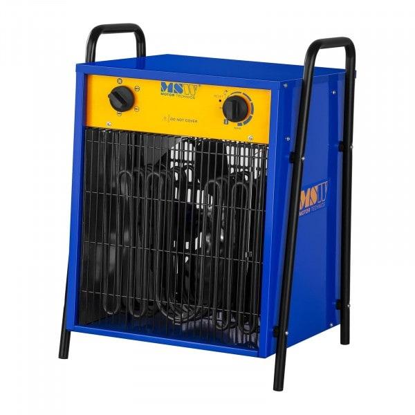 Seconda Mano Generatore di aria elettrico con funzione di raffreddamento - da 0 a 40 °C - 15.000 W