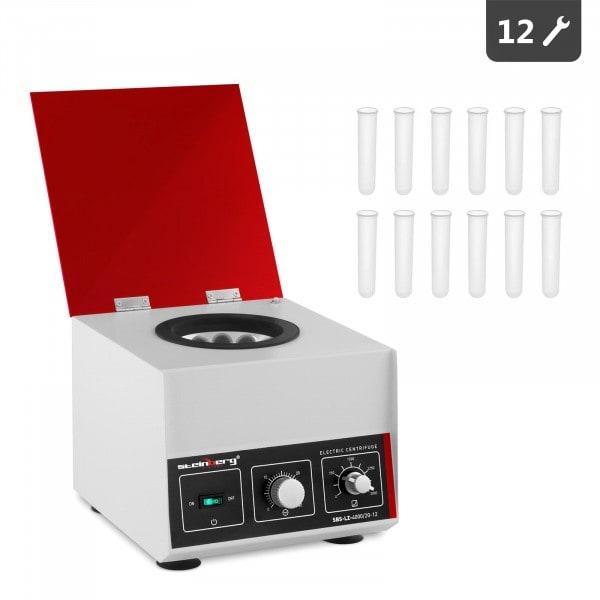Centrifuga da banco - 12 x 20 ml - RCF 1150 g