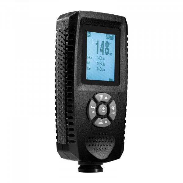 Spessimetro digitale per vernici PRO - Intervallo di misurazione: 0 - 500μm - ±1% + 1μm