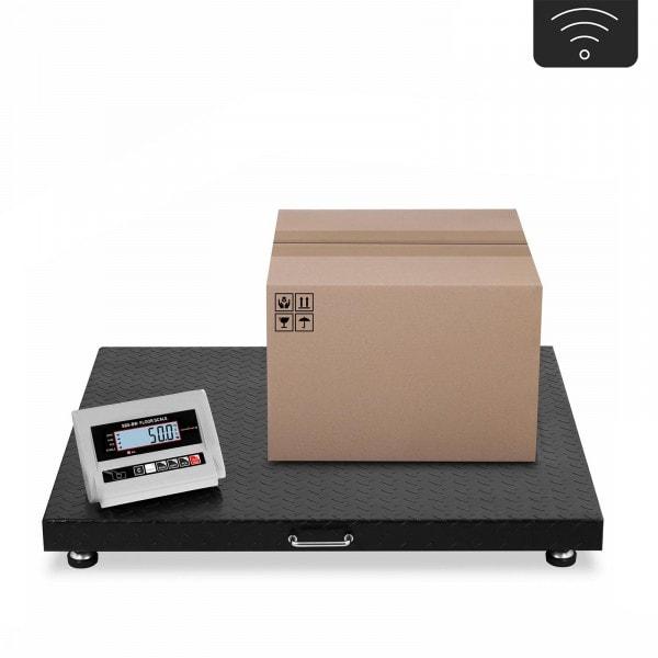 Bilancia da pavimento - 3 t / 1 kg - wireless