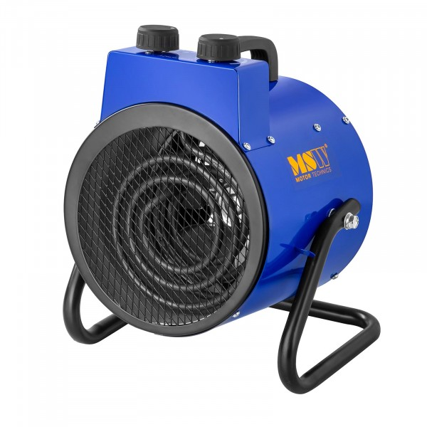 Generatore di aria elettrico con funzione di raffreddamento - da 0 a 85 °C - 2.000 W