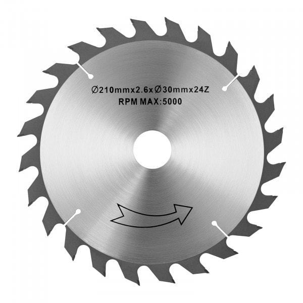 Lama per sega circolare - Ø210 mm