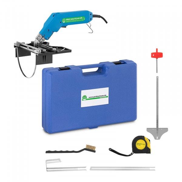 Cutter elettrico per polistirolo con taglierina per scalanatura - 190 W