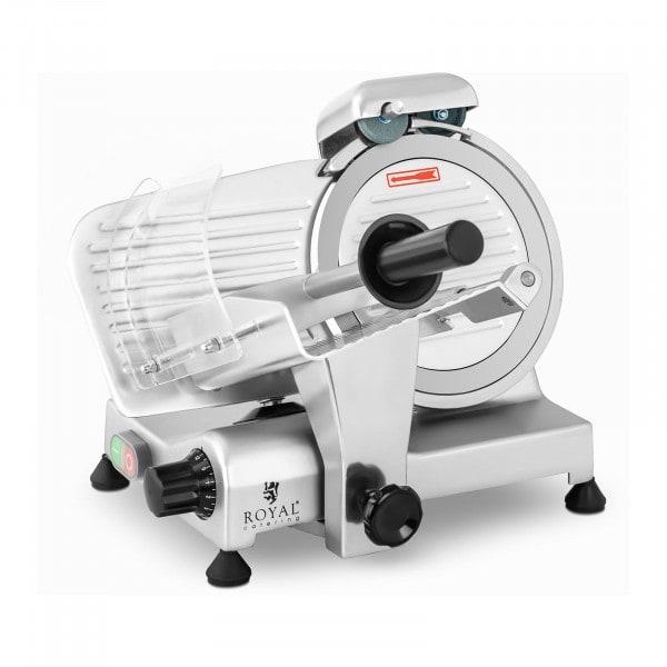 Affettatrice professionale elettrica - 220 mm - 280 W - Fino a 12 mm