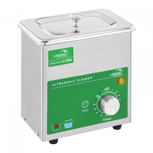 Lavatrice a ultrasuoni - 0,7 litri - Basic