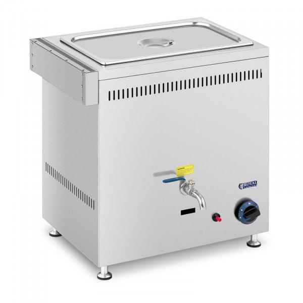 Bagnomaria a gas - 3300 W - GN 1/1 - 0,03 bar - G30