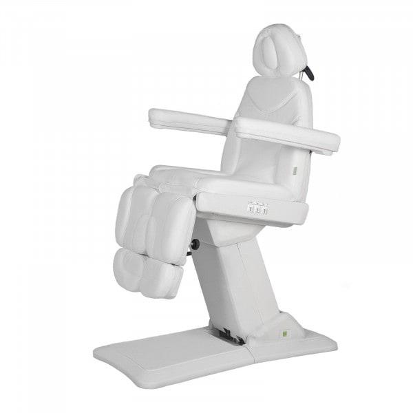 Poltrona pedicure elettrica PRETTY nel colore bianco