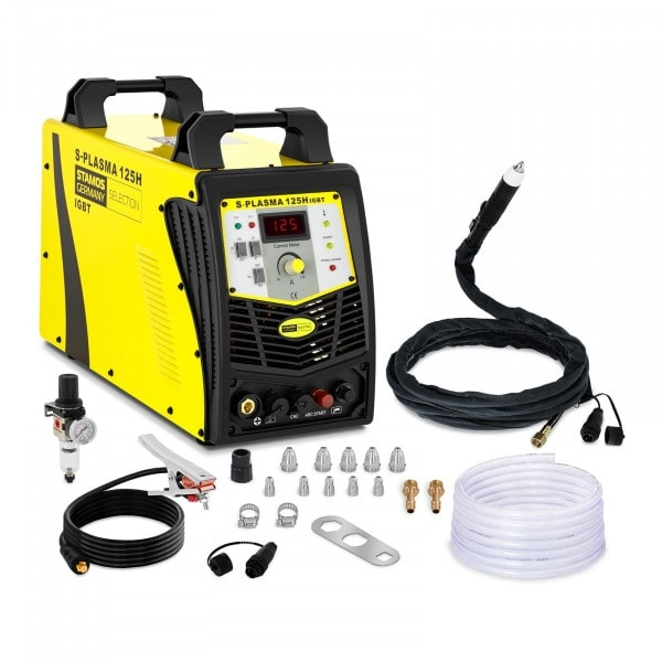 Tagliatrice al plasma CNC - 125 A - 400 V - Innesto HF