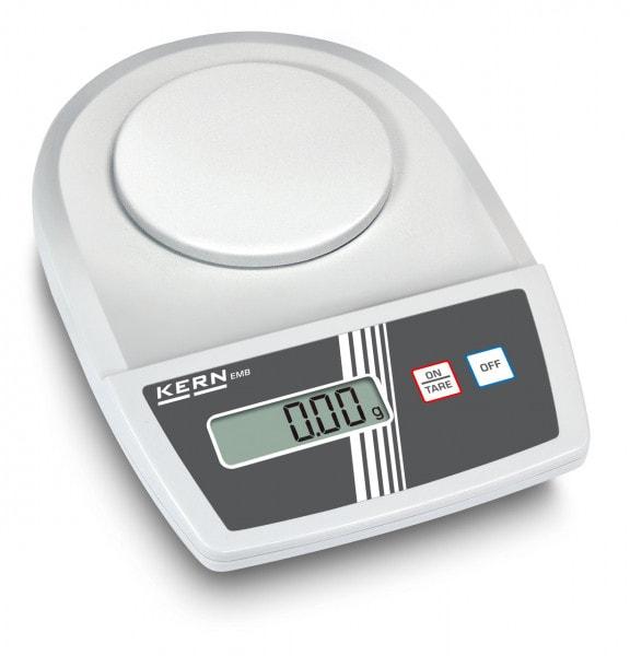 KERN Bilancia di precisione EMB - 600g / 0,01g