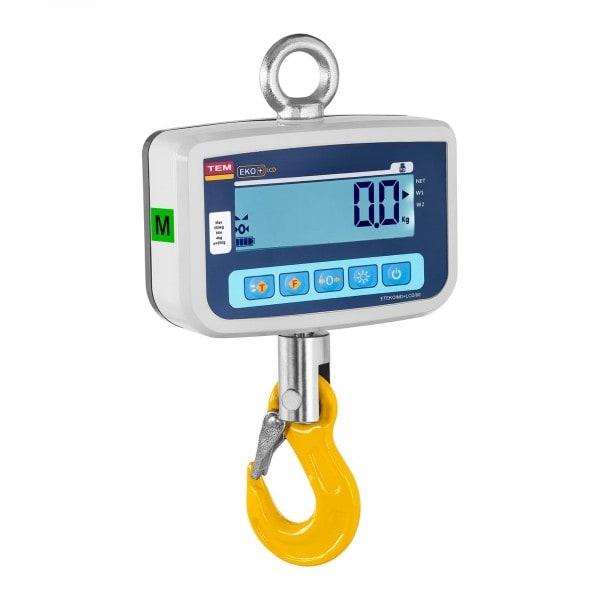 B-WARE Bilancia sospesa - tarabile - 500 kg