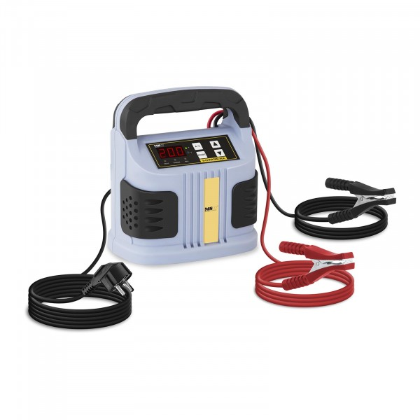Seconda Mano Caricabatterie per auto professionale - 6/12/24 V - 2 - 20 A - Display a LED