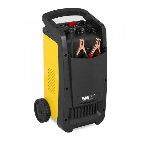 B-WARE Caricabatterie per auto professionale - avviamento rapido - 12/24 V - 100 A - compatto