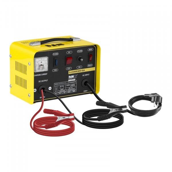 B-WARE Caricabatterie per auto professionale - 6/12 V - 5/8 A