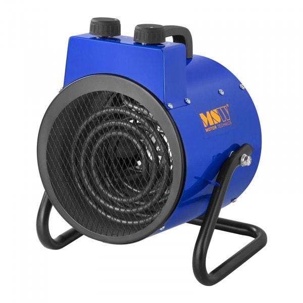 Generatore di aria elettrico con funzione di raffreddamento - da 0 a 85 °C - 3.000 W