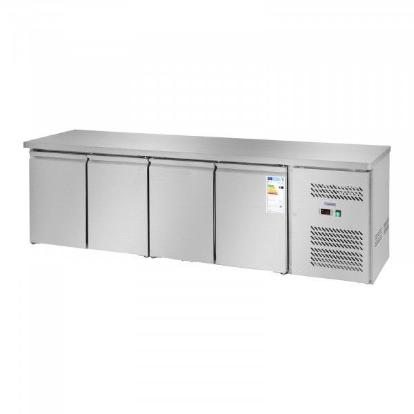 Tavolo refrigerato - 450 L - 4 porte