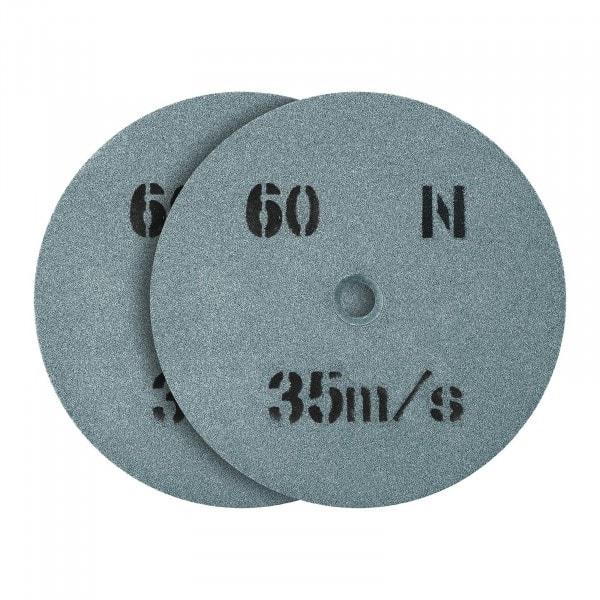 Mola per smerigliatrice - 150 x 16 mm - Grana 60