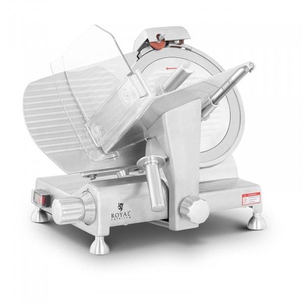 Affettatrice professionale elettrica - Ø 300 mm - 280 W - fino a 15 mm