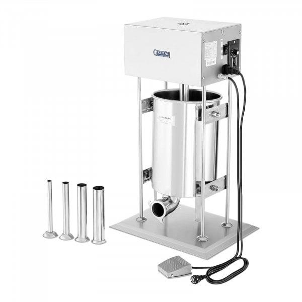 Insaccatrice elettrica verticale - 10 litri - elettrica