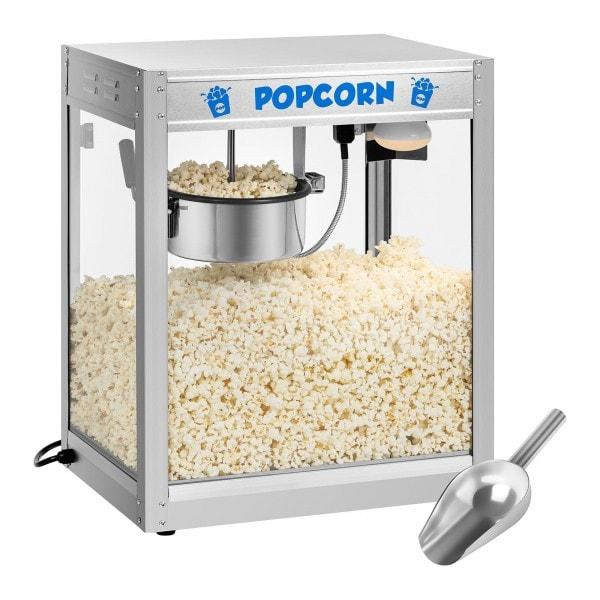 Macchina per popcorn - Acciaio inox