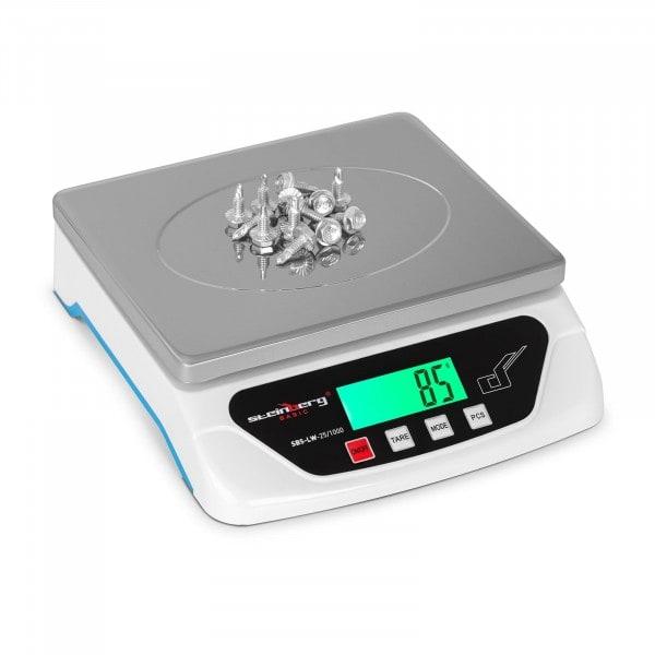 Bilancia pesalettere digitale - 25 kg / 1 g - Basic
