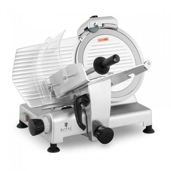 Affettatrice professionale elettrica - 300 mm - 420 W - Fino a 15 mm