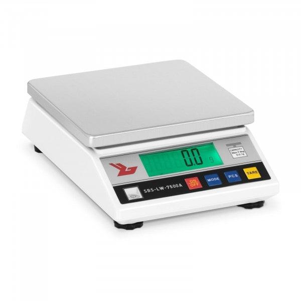 Bilancia di precisione - 7.500 g / 0.1 g