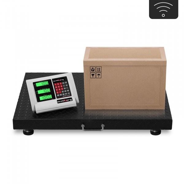 Bilancia da pavimento - 1.000 kg / 200 g - wireless