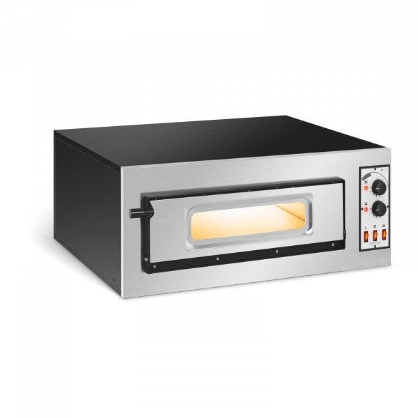 Forno elettrico per pizza professionale - 1 camera - Ø 45 cm