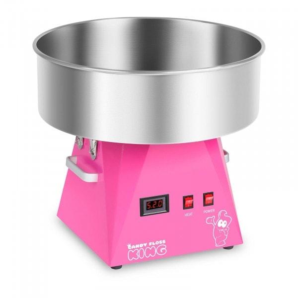 Macchina per zucchero filato - 52 cm - rosa